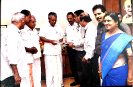 Contribution to CM Flood Relief Fund